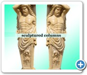 hand carved-marble-column (22)