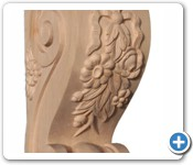 hand carved-Marble-corbel (13)
