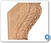 hand carved-Marble-corbel (19)