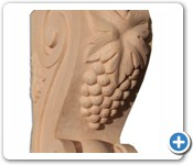 hand carved-Marble-corbel (30)