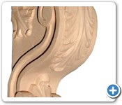 hand carved-Marble-corbel (6)