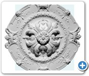 Hand carved-Marble-Medallion (35)