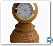 wooden_Paper weight_CLOCK(18)