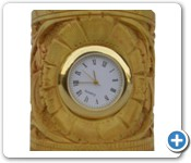 wooden_PEN_holder with_CLOCK (10)